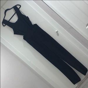 Express Black Jumpsuit